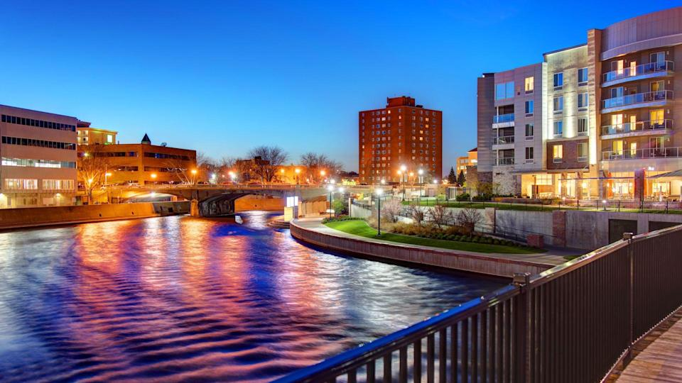Sioux Falls is the most populous city in the U.