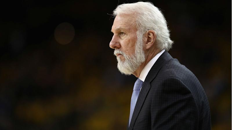Watch Spurs' Gregg Popovich Get Ejected One Minute Into Game Vs. Nuggets