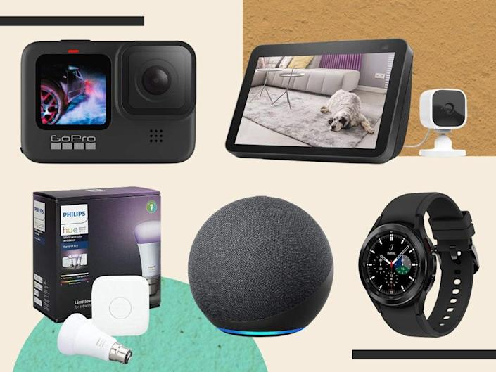 Whether you're in the market for some AirPods or a new Dyson, we're here to help you find the deals you've been waiting for (iStock/The Independent)