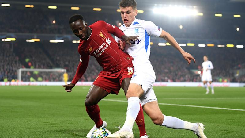 Keita, Lallana in the frame for Liverpool after Fabinho setback