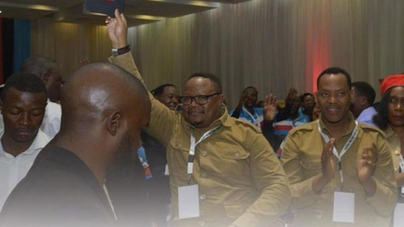 Tanzania opposition names veteran politician Tundu Lissu as presidential candidate