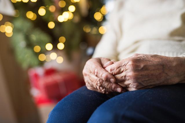 More than three million pensioners are dreading Christmas Day. [Photo: Getty]