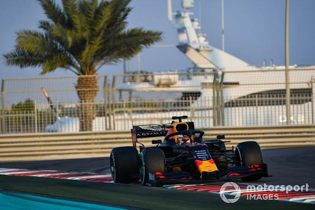"""Max Verstappen, Red Bull Racing RB15 <span class=""""copyright"""">Mark Sutton / Motorsport Images</span>"""
