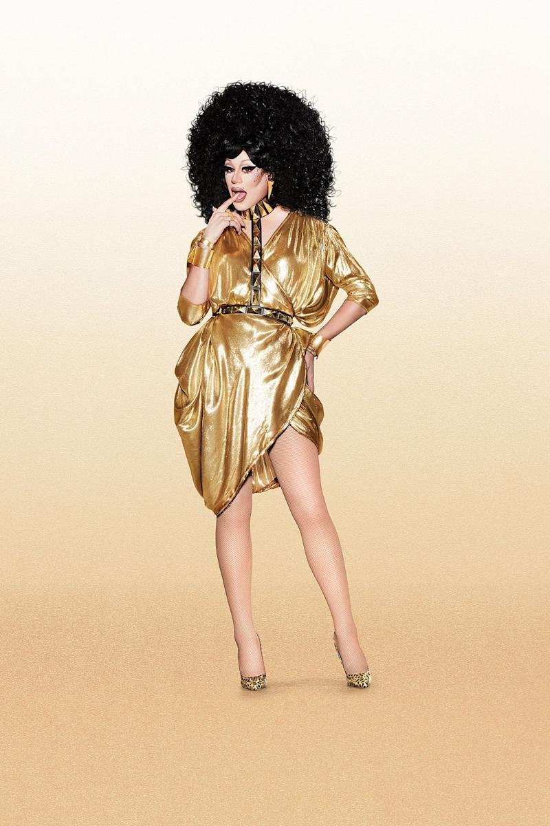 "From: Brooklyn, New York<br /><br />Twitter: @ThorgyThor, Instagram: @thorgythor<br /><br />Woo! Thorgy with a T H and orgy and I feel incredible! Thorgy is back from season eight and ready to kick off some ""All Stars"" season three shenanigans. You better think again Ru-Ru kitty if you underestimate this Brooklyn babe, because there's no doubting she's in it to win it. Thorgy' bag of tricks is in tow, and she's ready to bring the drama and conflama. Witty catchphrase, you know what I mean?"