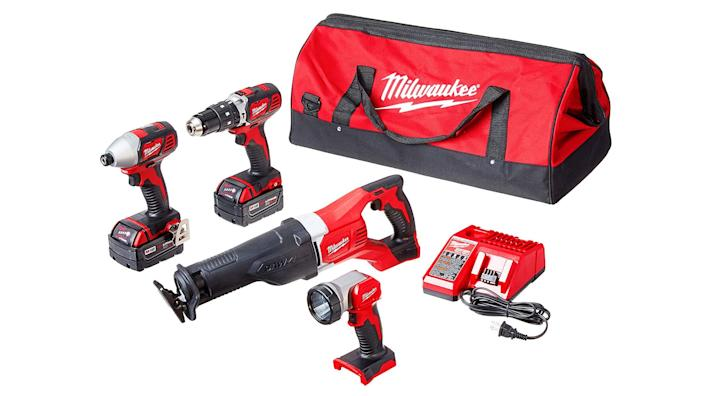 Help dad upgrade that old tool set this Father's Day.