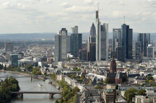 Frankfurt weathers euro crisis better than rivals