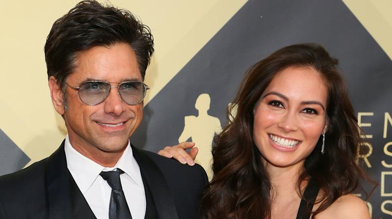 John Stamos Welcomes First Child Named After Late Father