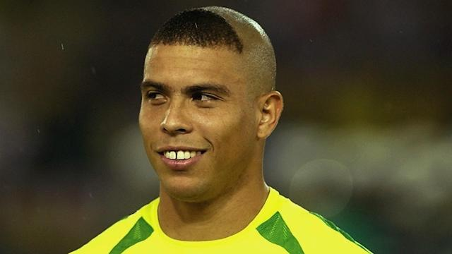 The 98-cap former international donned a unique hairstyle while going on to fire his country to their fifth World Cup title