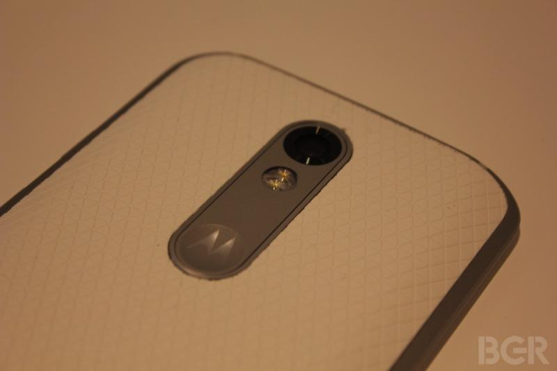Motorola's Droid Turbo 2: Hands-on with the world's first