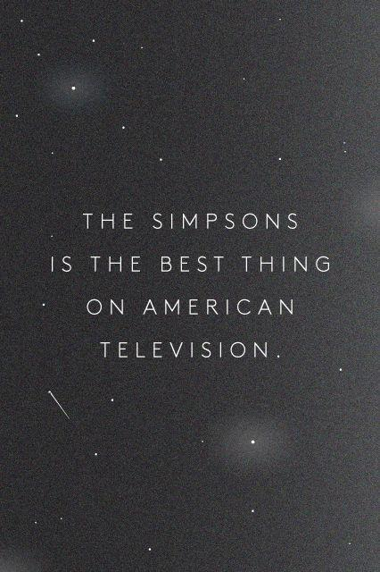 """<p>""""My daughter, Lucy, knew one of the scriptwriters for <em>The Simpsons</em>. He said he would like to write an episode involving me,"""" Hawking <a href=""""http://www.wired.com/2012/01/stephen-hawking-best-quotes/"""" rel=""""nofollow noopener"""" target=""""_blank"""" data-ylk=""""slk:explained"""" class=""""link rapid-noclick-resp"""">explained</a> of his guest starring on the animated show. """"I accepted immediately because it would be fun, and because <em>The Simpsons</em> is the best thing on American television.""""</p> <span class=""""copyright"""">Illustrated by Elliot Salazar.</span>"""