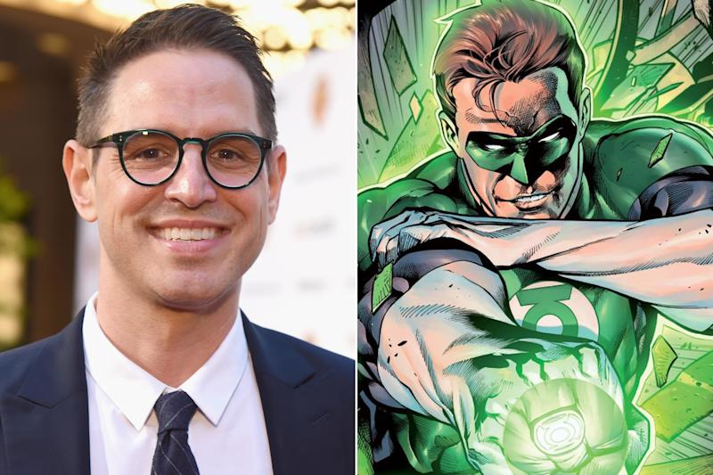 Green Lantern and DC anthology series in the works from Greg Berlanti for HBO Max