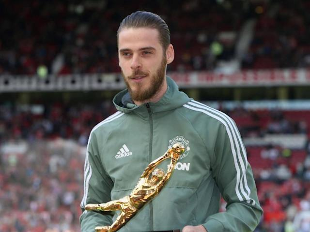 World Cup 2018: Spain coach Fernando Hierro is resolutely standing by David De Gea - as he should