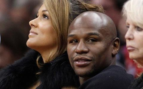 <span>Floyd Mayweather is the only man to have beaten Canelo</span> <span>Credit: Reuters </span>
