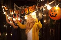 """<p>Deck the halls for Halloween or just get out the fall decor, but turn it into a date instead of a chore. Stringing up lights, hanging wreaths, and swapping out the tablescape is so much more fun with a buddy. </p><p><strong>RELATED:</strong> <a href=""""https://www.goodhousekeeping.com/holidays/halloween-ideas/g421/halloween-decorating-ideas/"""" rel=""""nofollow noopener"""" target=""""_blank"""" data-ylk=""""slk:78 DIY Halloween Decoration Ideas That Are a Mix of Scary, Cute, and Everything in Between"""" class=""""link rapid-noclick-resp"""">78 DIY Halloween Decoration Ideas That Are a Mix of Scary, Cute, and Everything in Between</a></p>"""