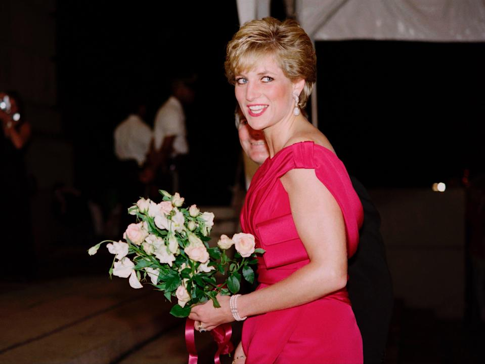 Important moments from the last years of Princess Diana's life  (AFP via Getty Images)