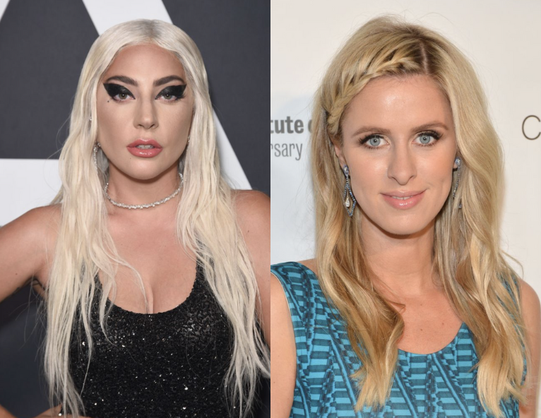 "<p>Although the pop goddess and hotel heiress both attended Convent of the Sacred Heart, an all-girls Roman Catholic school in New York City, at the same time, they weren't in the same grade. The<em> A Star Is Born </em>Academy Award winner is a few years younger than Paris Hilton's little sis, Nicky. Even though Gaga is a powerhouse triple-threat today, she didn't always have the easiest time in school. Gaga's mother revealed to <a href=""https://www.cbsnews.com/news/lady-gaga-mom-cynthia-germanotta-on-witnessing-daughters-turn-in-mental-health/"" rel=""nofollow noopener"" target=""_blank"" data-ylk=""slk:CBS"" class=""link rapid-noclick-resp"">CBS</a> that her daughter was ""humiliated, taunted, isolated"" during her school years. </p>"