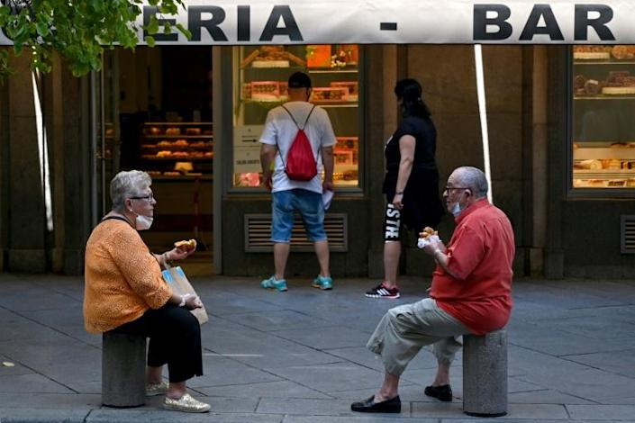 Officials in Madrid are considering a return of restrictions after a surge in cases there