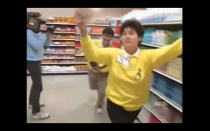 """<p>Although this seems self-explanatory, customers aren't exactly being careful when the mad dash to the shelves begins. The show implemented a <a href=""""https://gameshows.fandom.com/wiki/Supermarket_Sweep"""" rel=""""nofollow noopener"""" target=""""_blank"""" data-ylk=""""slk:$100 penalty for any damage done"""" class=""""link rapid-noclick-resp"""">$100 penalty for any damage done</a> to the supermarket displays, as well as for anyone running into the cameramen or other crew.</p>"""