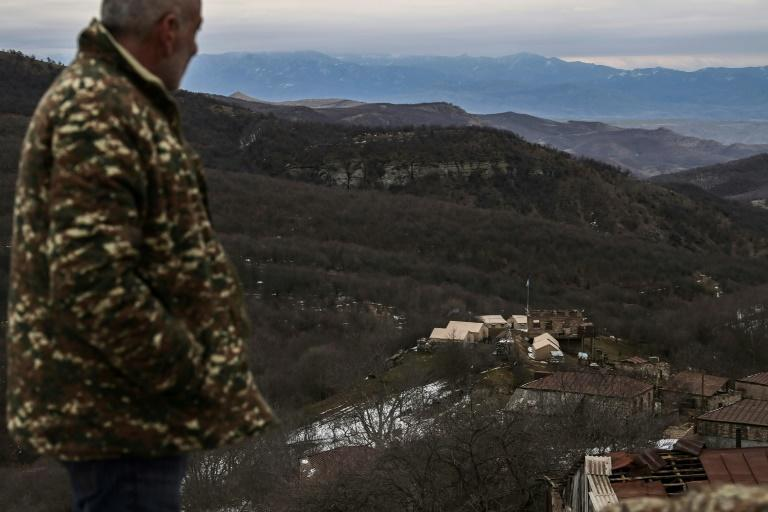 Armenia and Azerbaijan fought a war last year that claimed some 6,000 lives