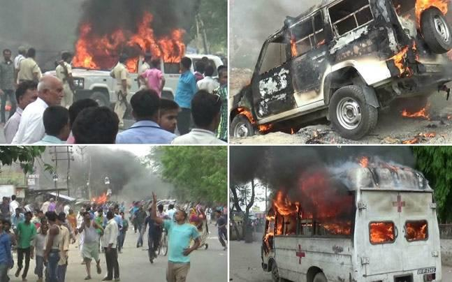 Bihar: Violent clashes between doctors and attendants after patient dies in Muzaffarpur