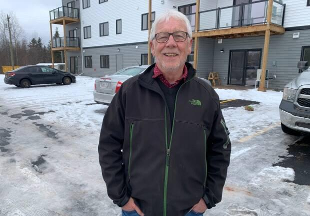 'We have a lot of things going on,' says Three Rivers Mayor Ed MacAulay. (Laura Meader/CBC - image credit)