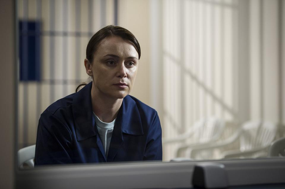 Programme Name: Line Of Duty - TX: 05/03/2014 - Episode: Episode 4 (No. 4) - Picture Shows:  Detective Inspector Lindsay Denton (KEELEY HAWES) - (C) BBC - Photographer: Steffan Hill