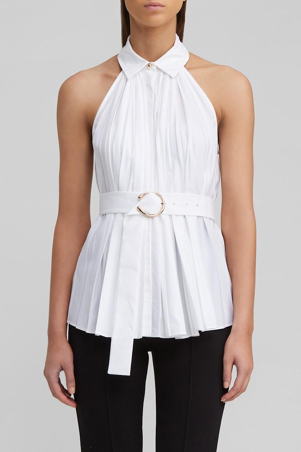 Acler 'The Prospect Top', $250. Photo: Acler.