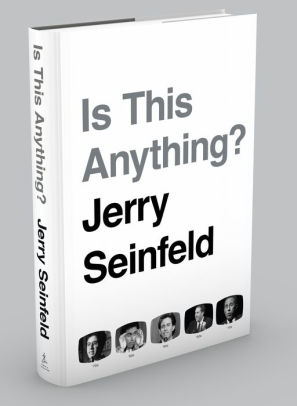"""<h2>""""Is This Anything?"""" by Jerry Seinfeld</h2><br>The man is a stand-up fiend, and can quote routines from all the greats, from Richard Pryor to Bill Hicks to Mitch Hedberg. Help him add to his encyclopedic knowledge of the comedy canon with the gift of Jerry Seinfeld's career-spanning retrospective of jokes and anecdotes.<br><br><em>Shop <strong><a href=""""https://bookshop.org/"""" rel=""""nofollow noopener"""" target=""""_blank"""" data-ylk=""""slk:Bookshop"""" class=""""link rapid-noclick-resp"""">Bookshop</a></strong></em><br><br><strong>Jerry Seinfeld</strong> Is This Anything?, $, available at <a href=""""https://go.skimresources.com/?id=30283X879131&url=https%3A%2F%2Fbookshop.org%2Fbooks%2Fis-this-anything-9781643587295%2F9781982112691"""" rel=""""nofollow noopener"""" target=""""_blank"""" data-ylk=""""slk:Bookshop"""" class=""""link rapid-noclick-resp"""">Bookshop</a>"""