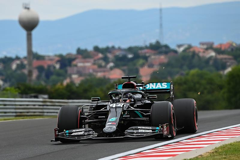 F1 Hungarian Grand Prix Qualifying Start Time How To Watch More
