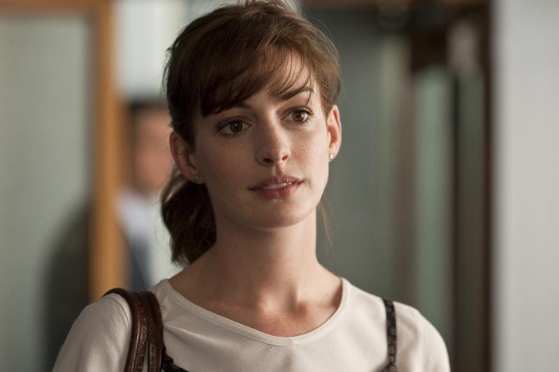 Anne Hathaway in 2011's 'One Day' (credit: Focus Features)