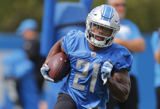 "Who knew <a class=""link rapid-noclick-resp"" href=""/nfl/players/28442/"" data-ylk=""slk:Ameer Abdullah"">Ameer Abdullah</a> would be the subject of so much fantasy discussion? (AP)"