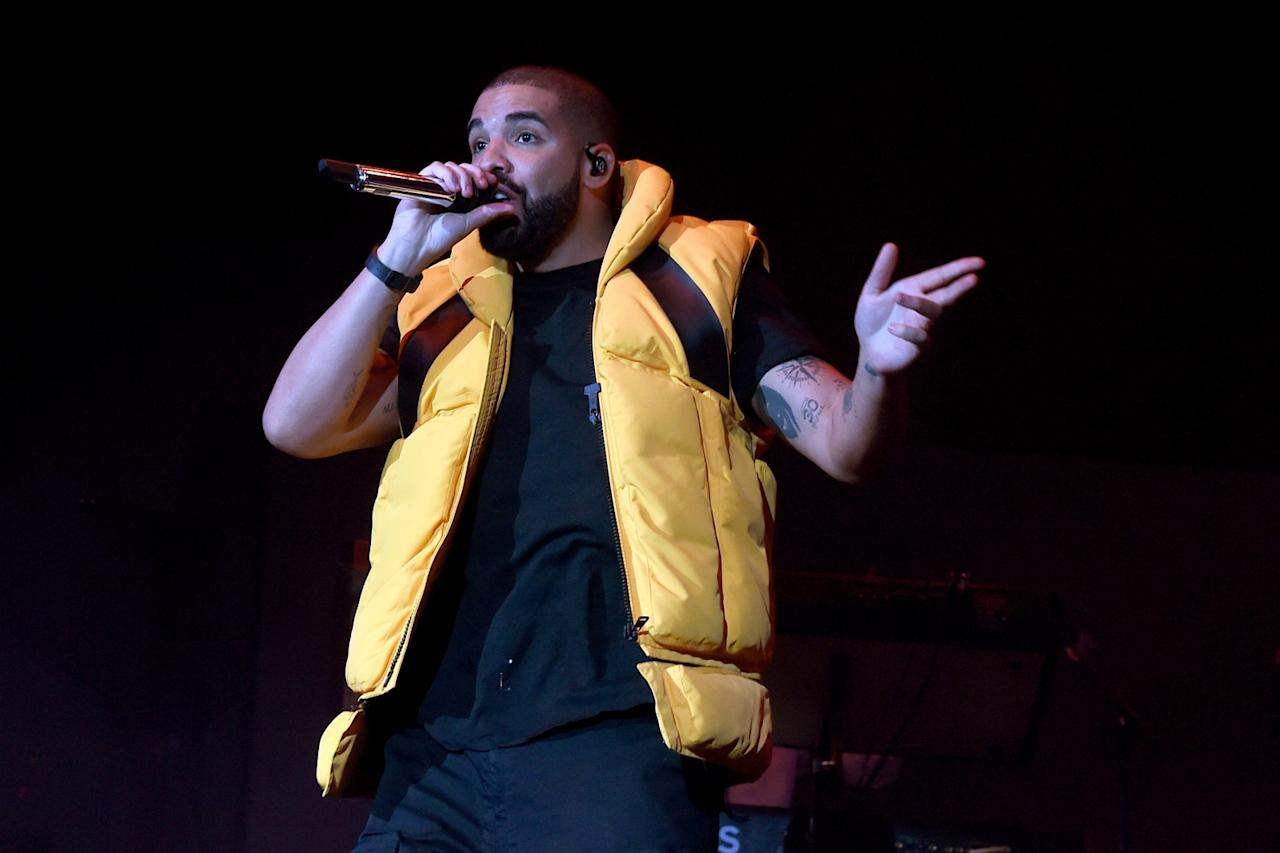 <p>No. 5: Drake<br />Net worth: $90 million<br />(AP) </p>