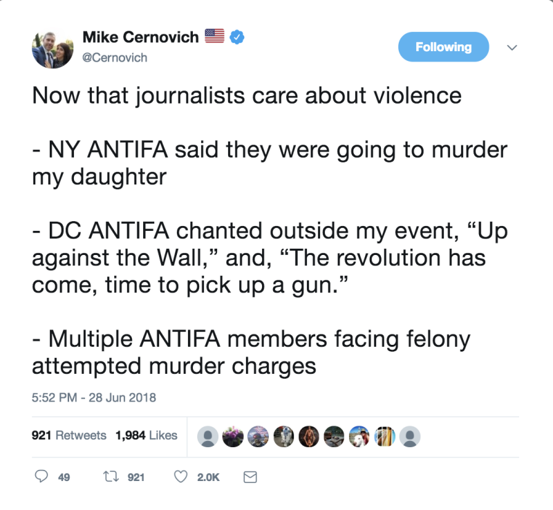 (Mike Cernovich/Twitter)