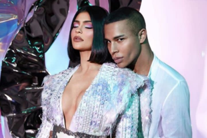 Kylie Cosmetics Is Making Its Runway Debut With An Iconic Fashion House