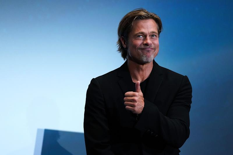 Actor Brad pitt sparks dating rumours with Alia Shawkat