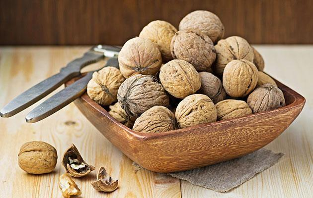 Walnuts could help you cut back your cravings. Photo: Getty