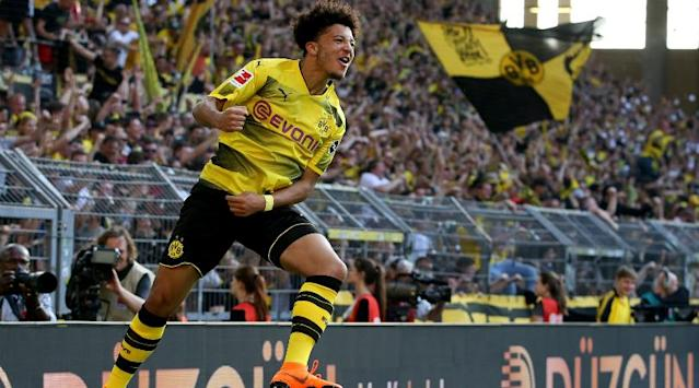 The 18-year-old Englishman scored his first Bundesliga goal on Saturday, and hes getting fans in Germany andback home excited