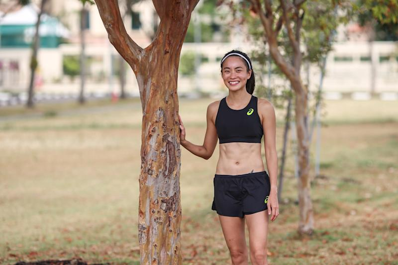 Singapore #Fitspo of the Week: Serena Teoh (PHOTO: Cheryl Tay)