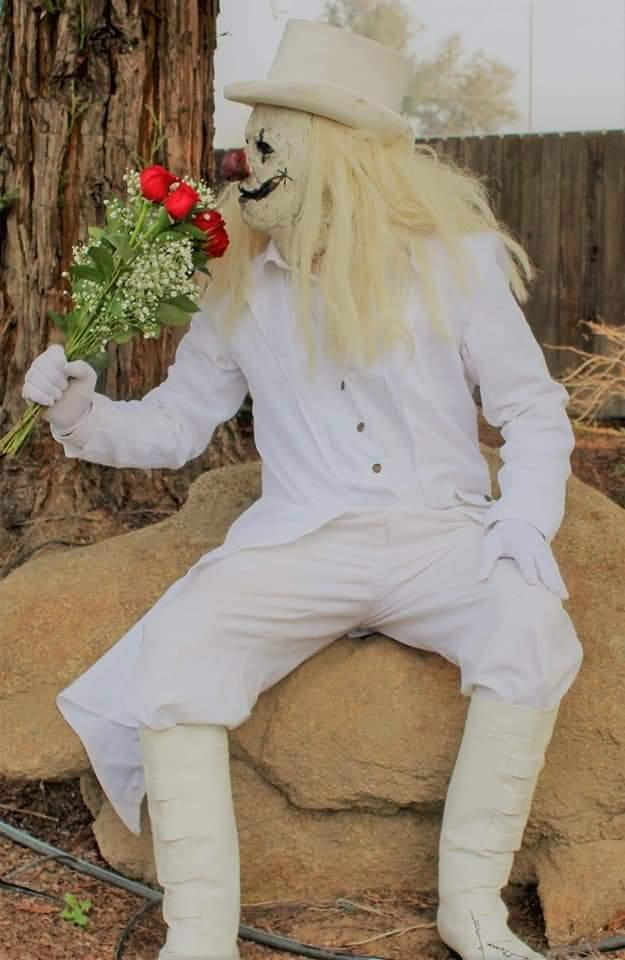 The Valentine's Day grams started as a joke. (Photo: Courtesy of Ranch of Horror)