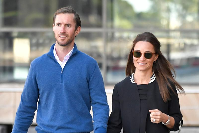 15db1219bda Pippa Middleton Wore Those Honeymoon Espadrilles Again — and They're ...