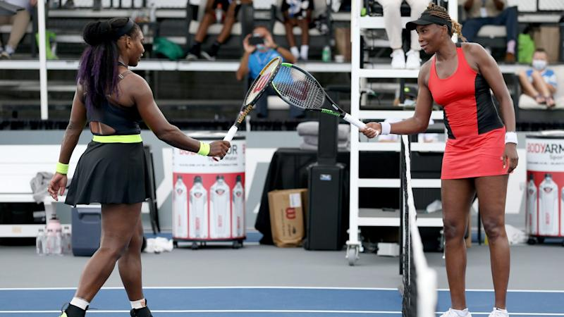 Serena Williams shocked by Shelby Rogers in Lexington
