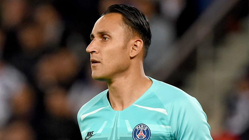 PSG ready to compete for Champions League title, says Navas