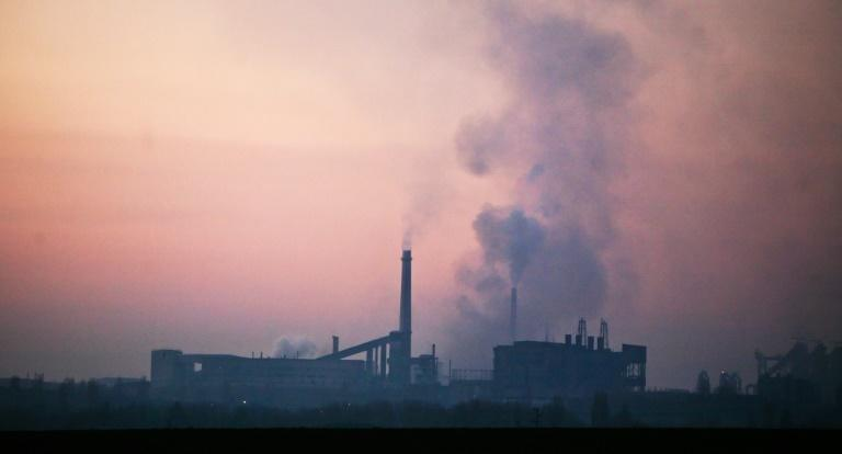 The region is home to several ageing coal-fired power plants (AFP Photo/DIMITAR DILKOFF)