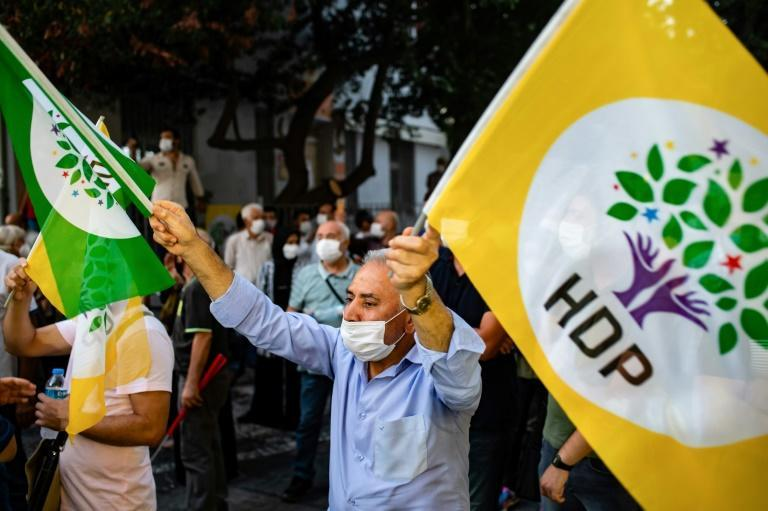 Party officials say all 56 HDP MPs have had legal proceedings opened against them