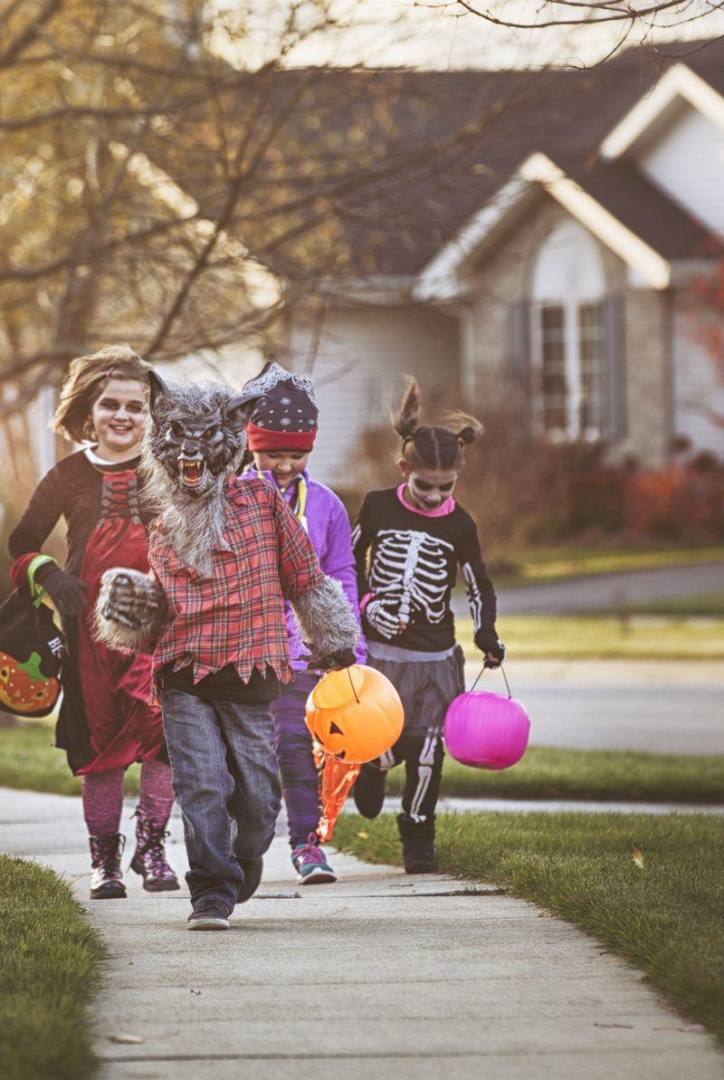 """<p>Answer: According to the National Retail Federation, <a href=""""https://nrf.com/media-center/press-releases/social-media-influencing-near-record-halloween-spending"""" rel=""""nofollow noopener"""" target=""""_blank"""" data-ylk=""""slk:68% of Americans"""" class=""""link rapid-noclick-resp"""">68% of Americans</a> celebrated planned to celebrate Halloween in 2019, estimating almost $9 billion on candy, <a href=""""https://www.womansday.com/style/g23122163/70s-halloween-costumes/"""" rel=""""nofollow noopener"""" target=""""_blank"""" data-ylk=""""slk:costumes"""" class=""""link rapid-noclick-resp"""">costumes</a>, and decor. </p>"""