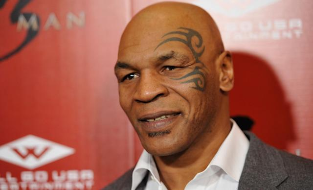 Trump didn't want to see Mike Tyson go to jail for raping a woman.