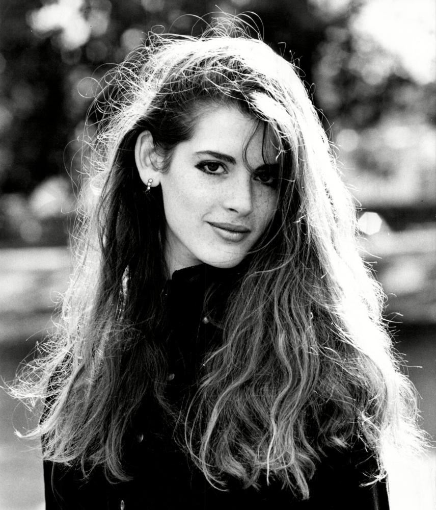 Nigella Lawson in 1983.