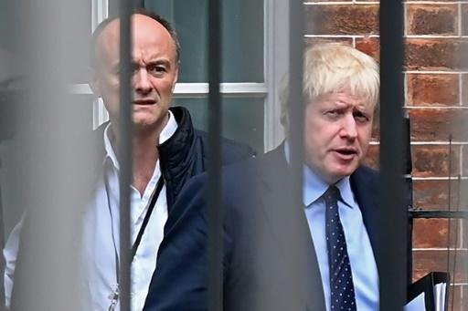 Cummings has been a highly divisive figure in British politics since masterminding the successful 2016 Brexit campaign alongside Johnson