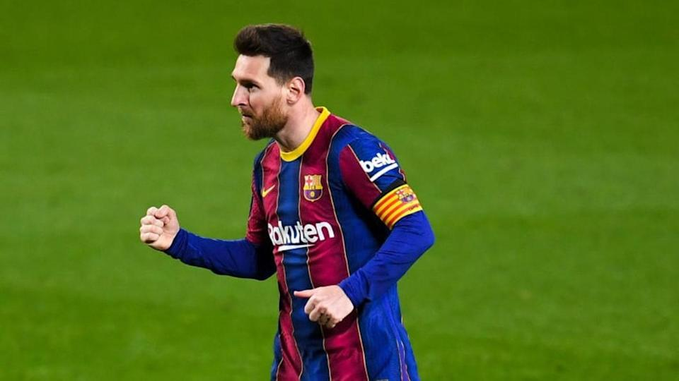 Lionel Messi, FC Barcelona | David Ramos/Getty Images