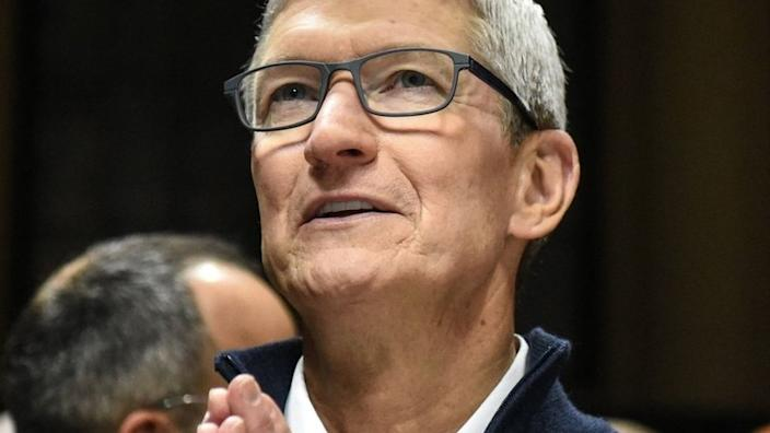Tim Cook's Apple is preparing for a time when iPhone sales do not bring in the huge profits investors have come to expect
